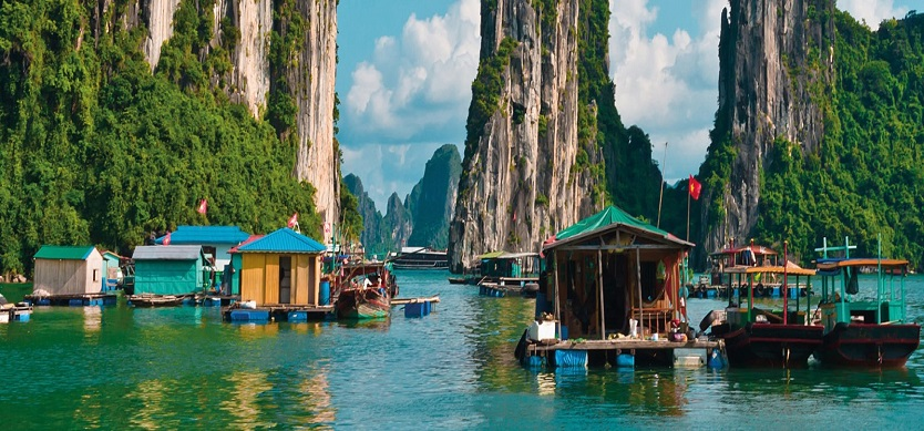 Two night Halong Bay cruise with Wendy Wu Tours