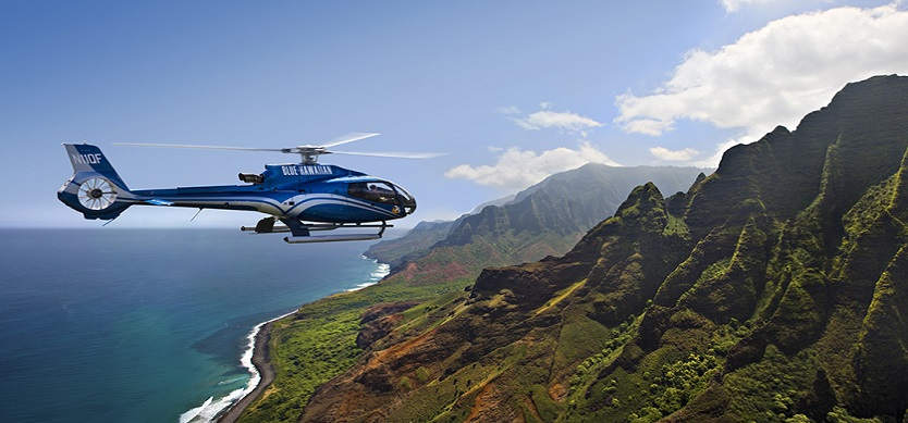 Viet Nam helicopter tourism begins