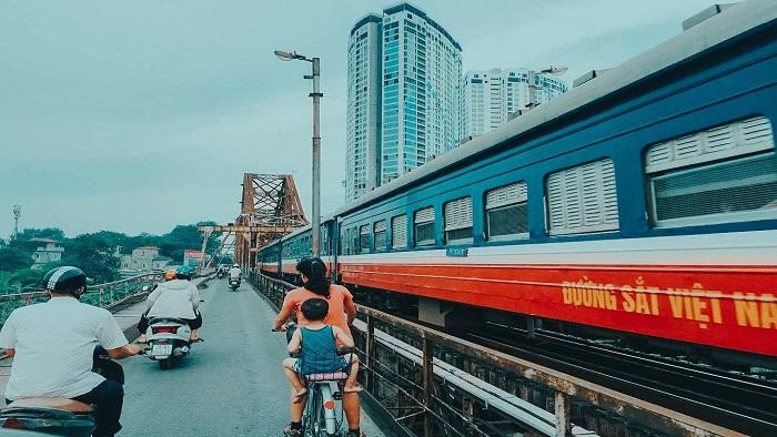 Ways to move when exploring Vietnam
