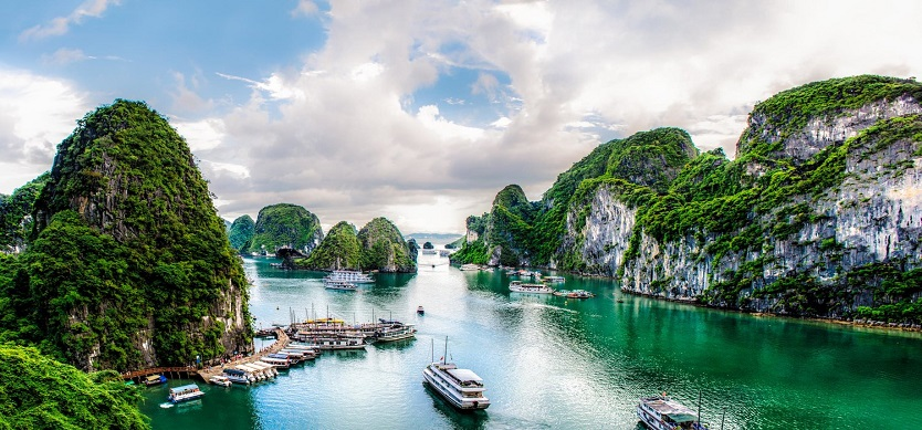 What to see in Halong Full Day