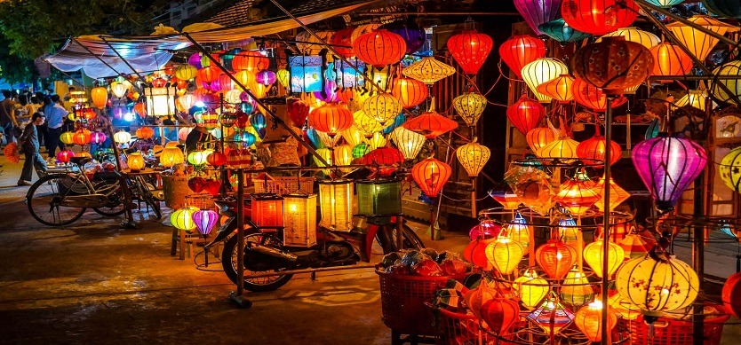 10 Ideal Night Time Destinations in Hoi An