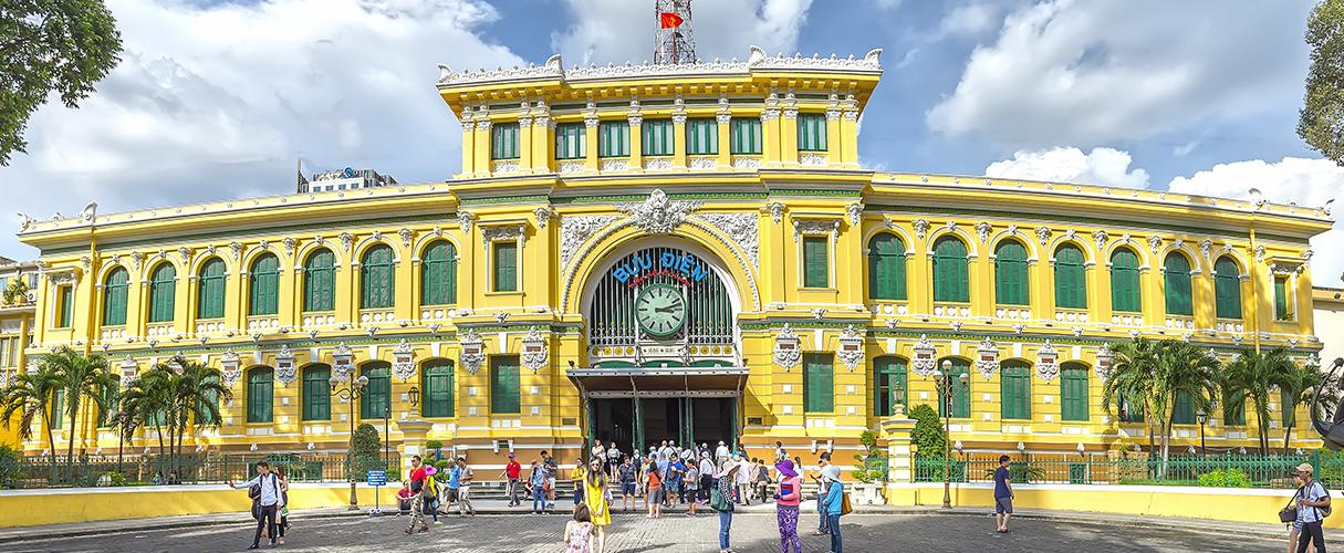 Free City tour in Saigon