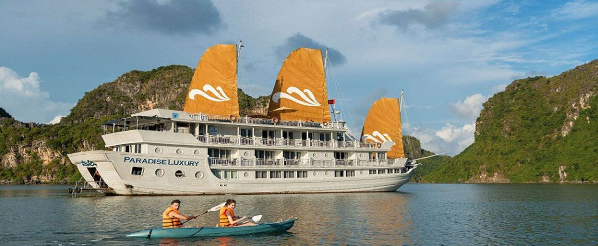 Fr-Paradise Luxury Cruise 3 days/2 nights