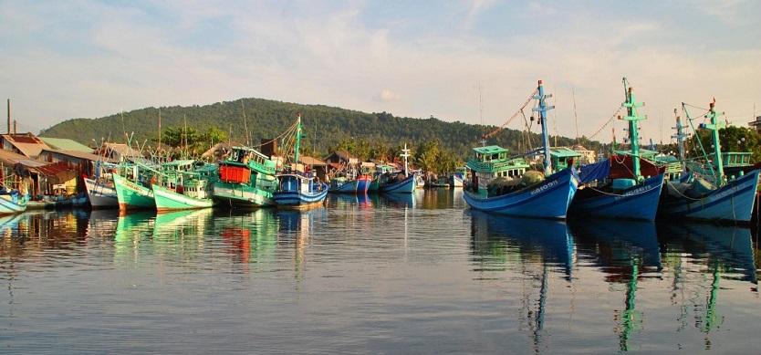 Amazing Phu Quoc fishing village
