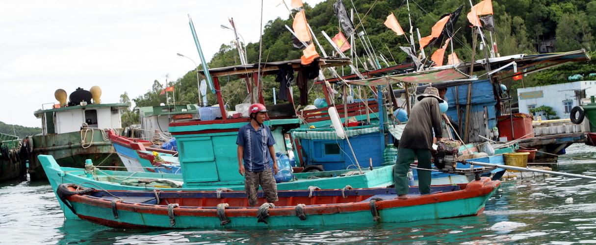 An Thoi Harbor