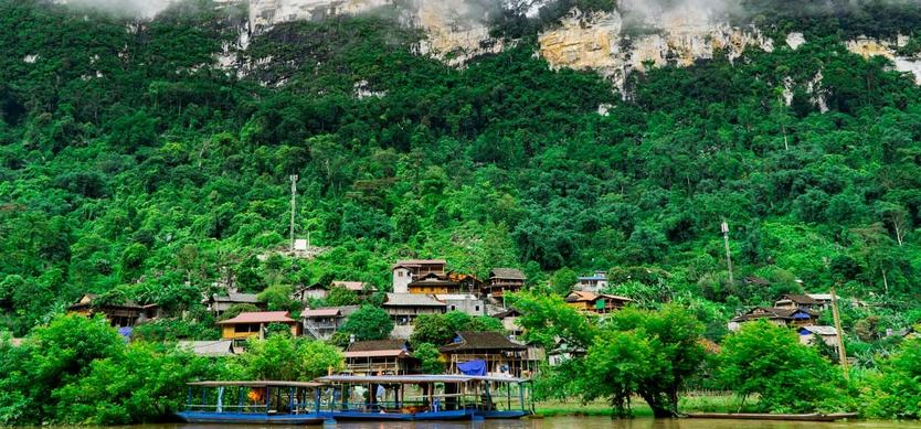 Ba Be National Park Vietnam