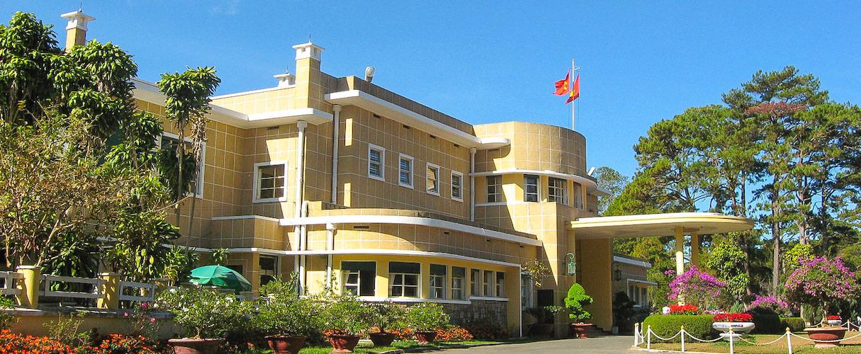 Summer Palace of Bao Dai