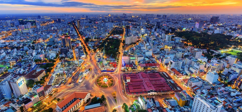 Best time for traveling to Ho Chi Minh City