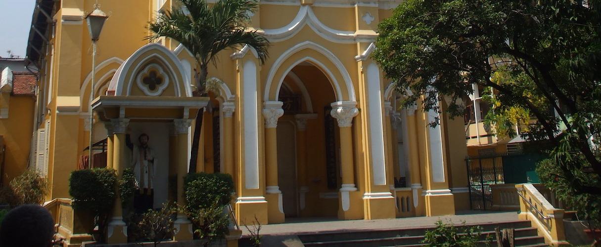 Cha Tam Church