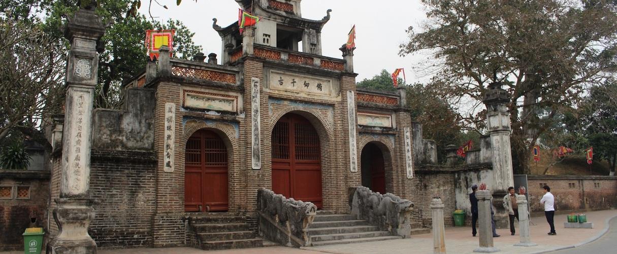 Co Loa Citadel