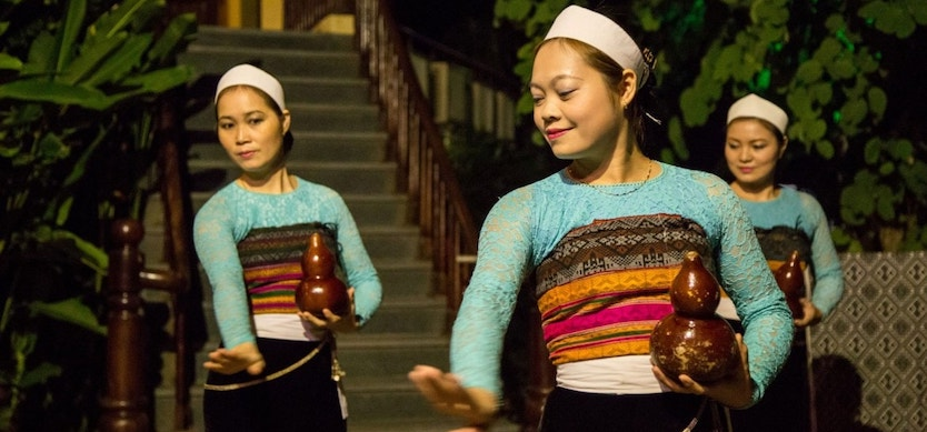Culture Of Thai People In Mai Chau