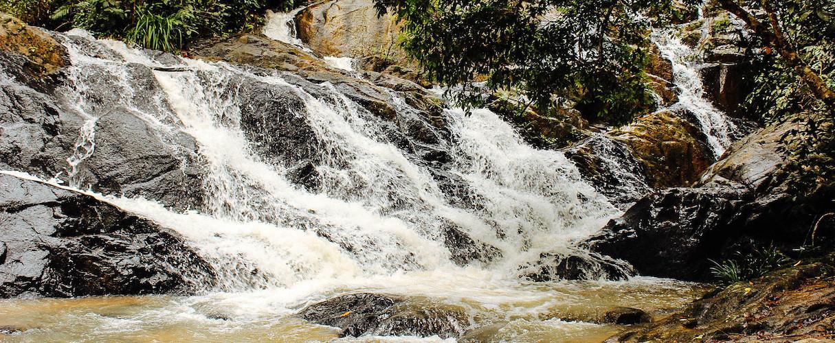 Dam Rong