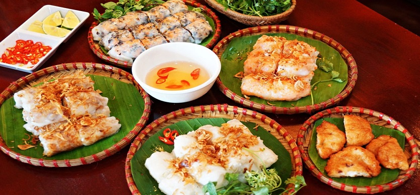 Enjoy unique dishes in An Giang