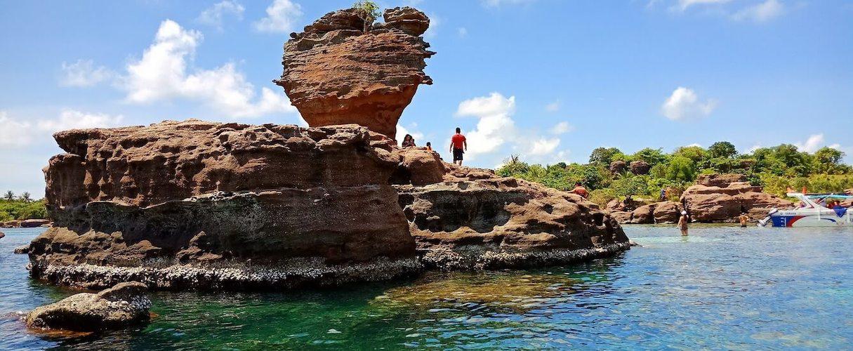 Gam Ghi Island