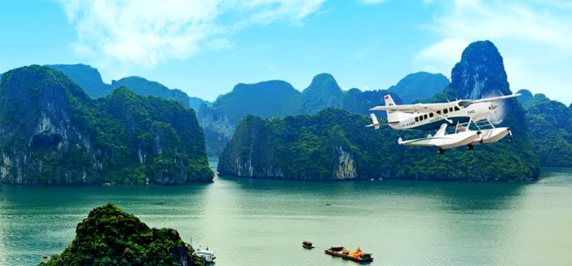 A new way to explore Halong Bay