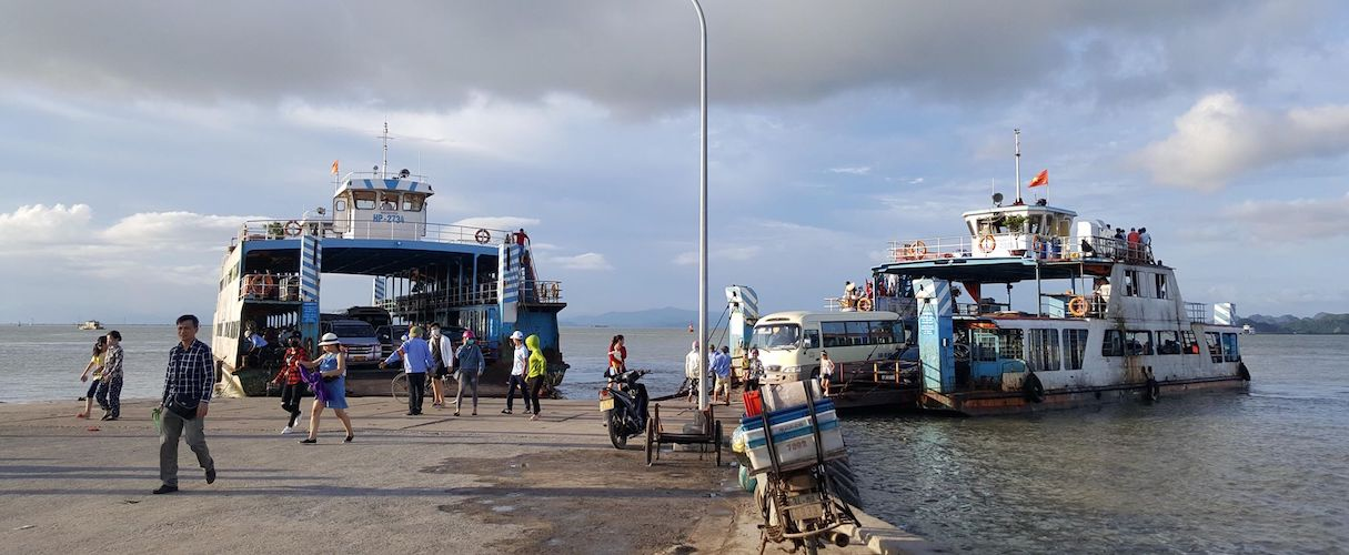 Ham Luong Dock