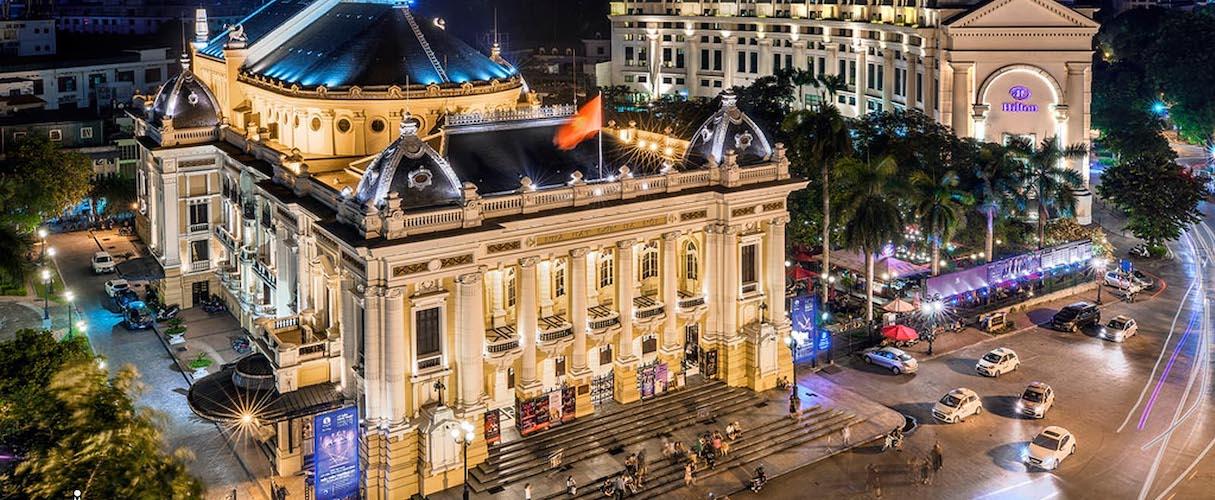 Hanoi French Quarter