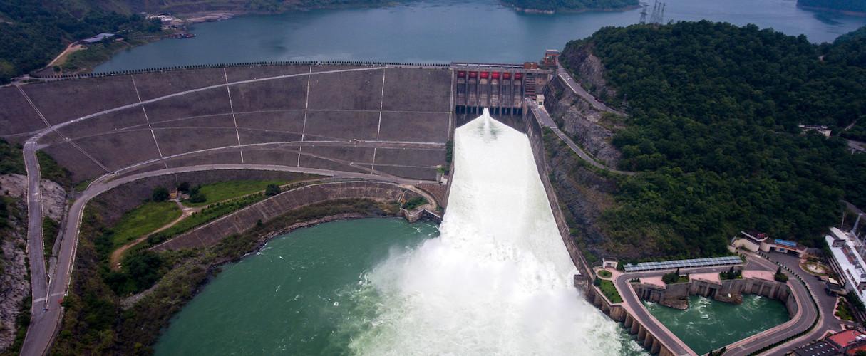 Hoa Binh Hydroelectric