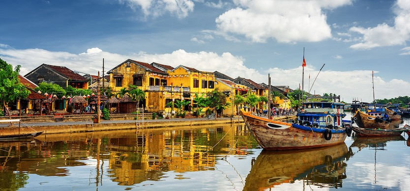 How to get to Hoi An from Da Nang