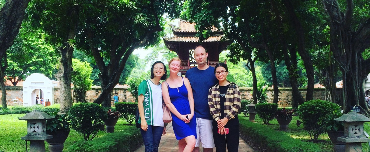 Ho Chi Minh Complex & Temple of Literature Tour (half day)