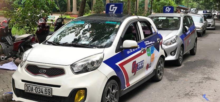Local Transportation in Vietnam