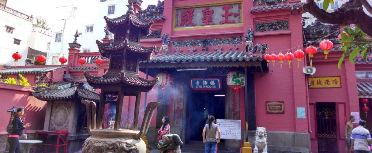 Ngoc Hoang Pagoda