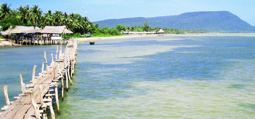 Phu Quoc or Mekong Delta - Ocean or mainland