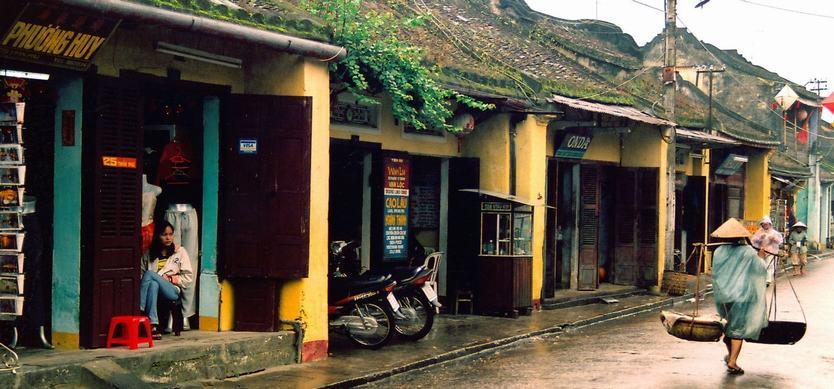 When is the Rainy Season in Vietnam?