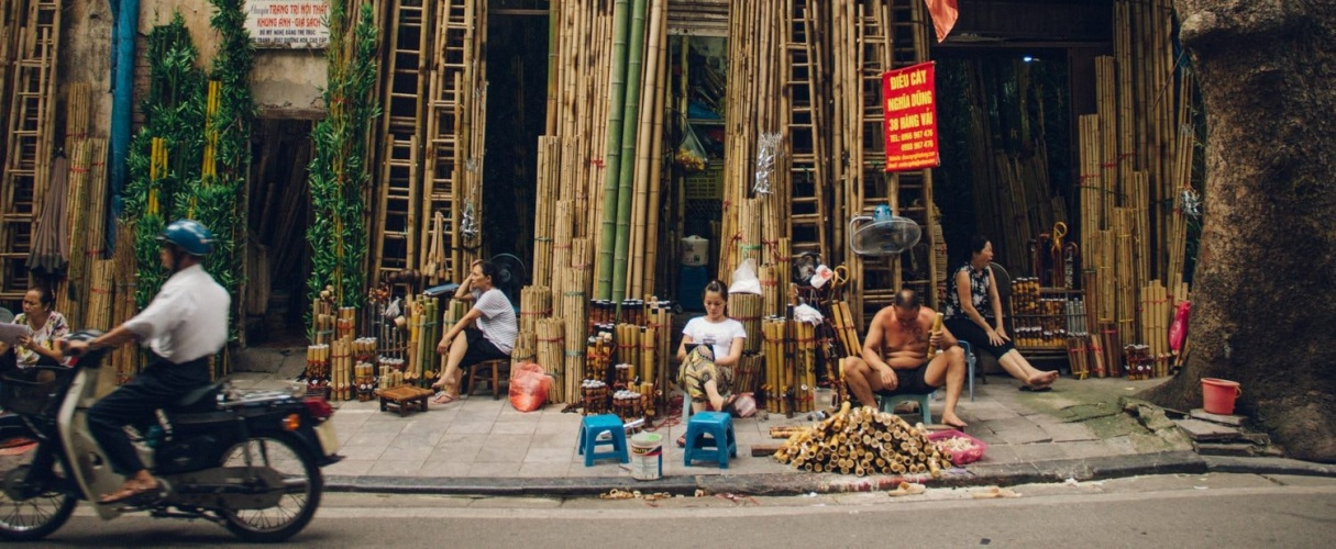 Hanoi Old Quarter Private Walking Tour (half day)