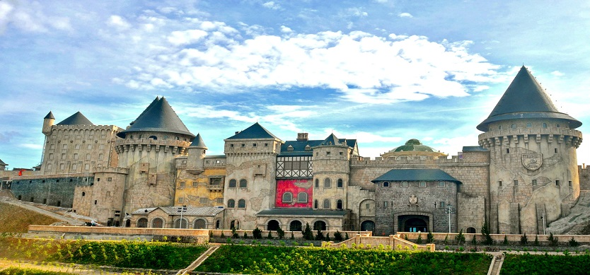 Some Experiences When Coming to Ba Na Hills