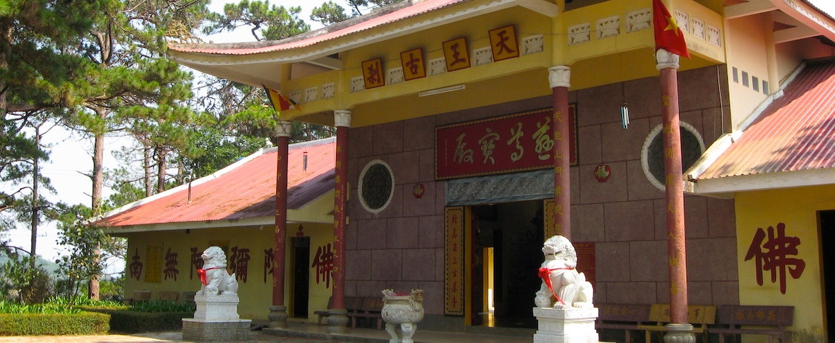 Thien Vuong Co Sat Pagoda