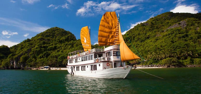 Top Halong Bay Private Cruises