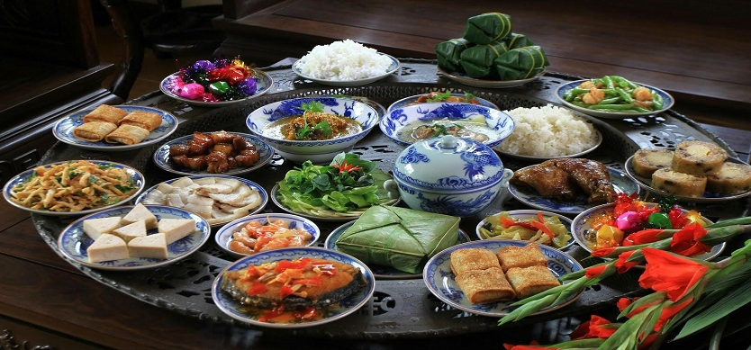 ​Traditional Food In Vietnamese New Year