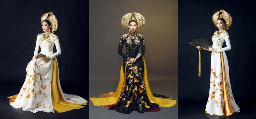 Vietnamese Ao Dai - the symbol of Vietnamese women's beauty