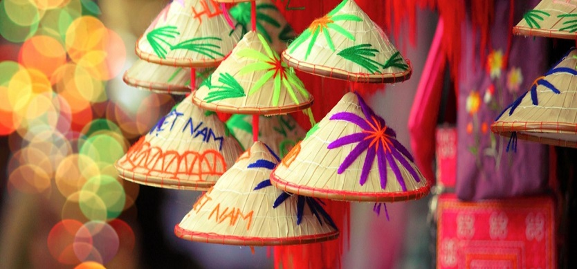 Vietnamese conical hat – the charming beauty of Vietnamese women