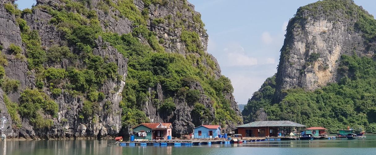 vi-Vung Vieng Fishing Village