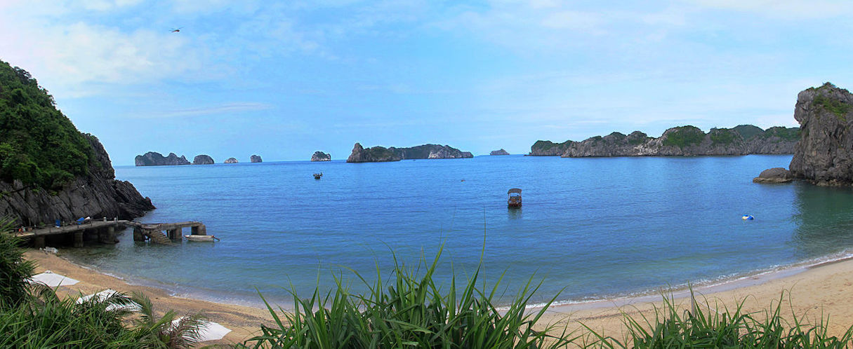 Vung Ha Beach