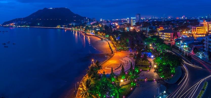 Vung Tau- Amazing Beach In Vietnam