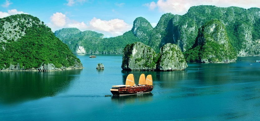 When to visit Halong Vietnam