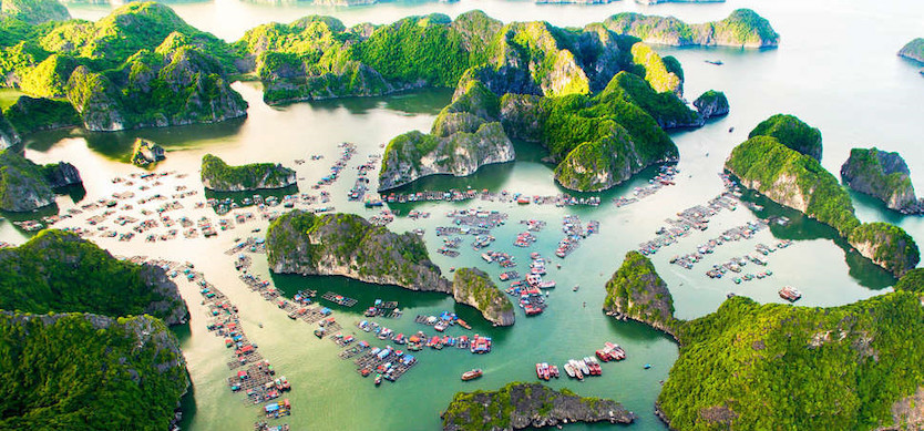 Best guides to go to Lan Ha Bay from Halong city