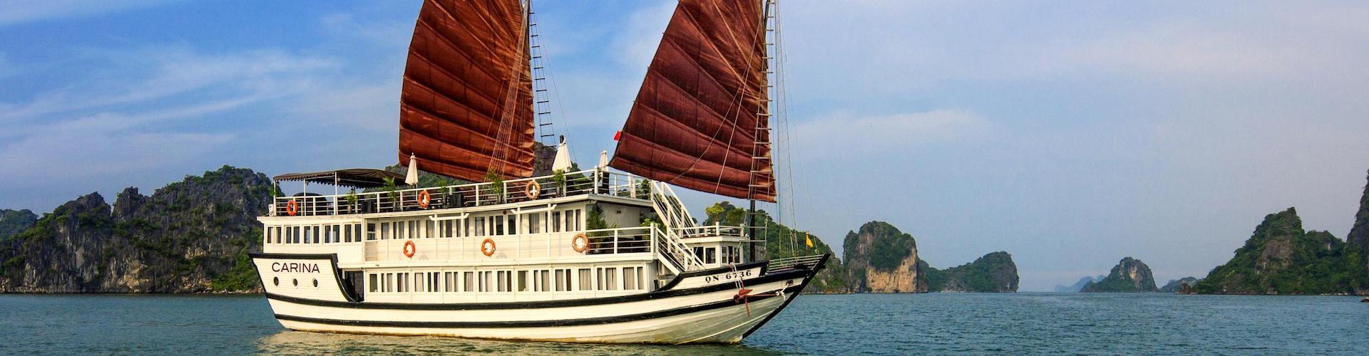 Du thuyền Carina