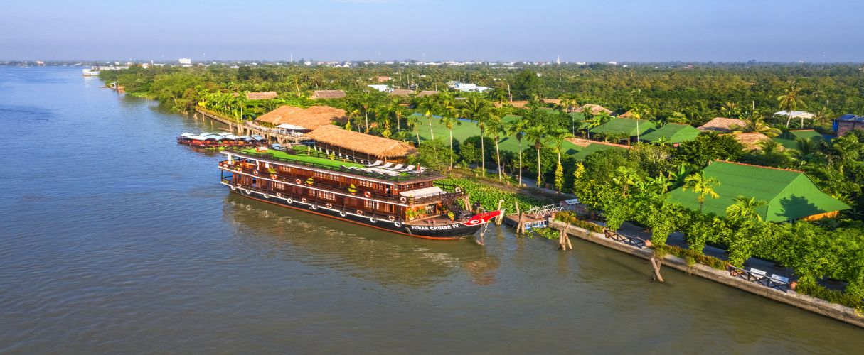 Mekong Funan Cruise 3 days Can Tho - Sa Dec - Cai Be