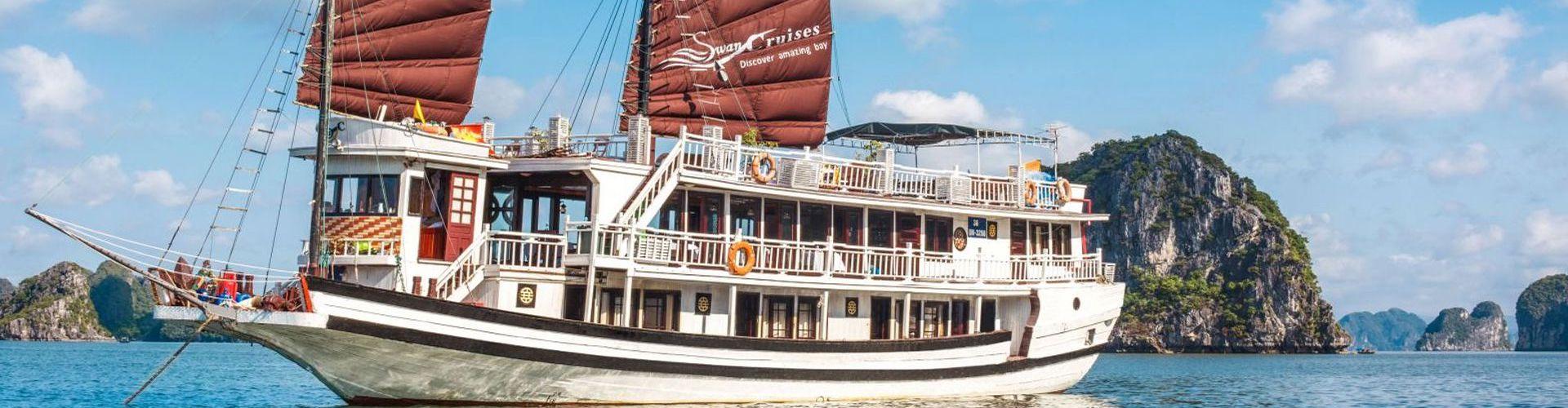 Halong Swan Cruise