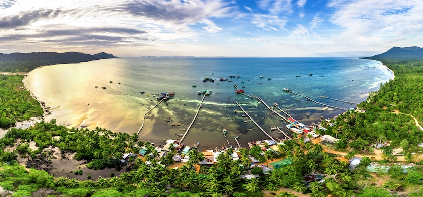 The most convenient ways for tourists to go from Hoi An to Phu Quoc