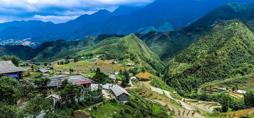 When should you visit Sapa for the best weather?
