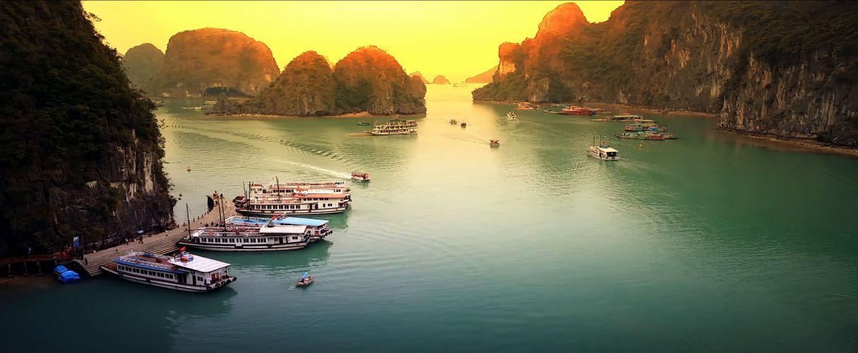 Combo Mai Chau - Pu Luong - Halong 4 days