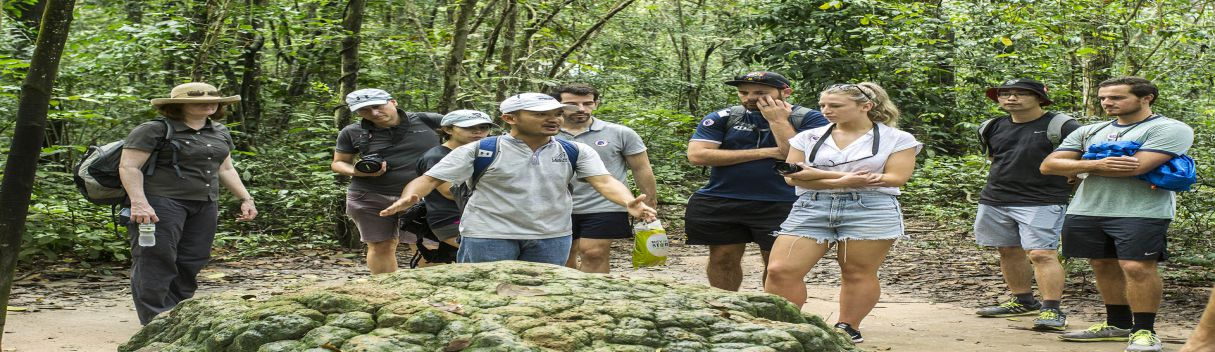 Cu Chi - Cai Be 2 days private tour