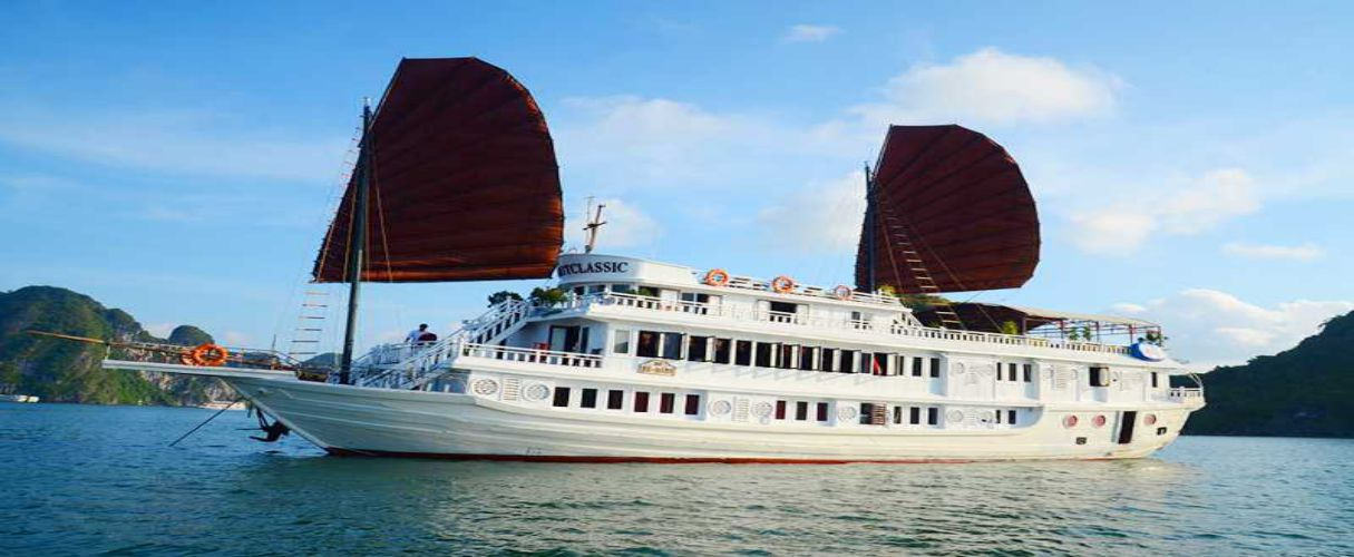 Garden Bay Legend Cruise 3 days/ 2 nights
