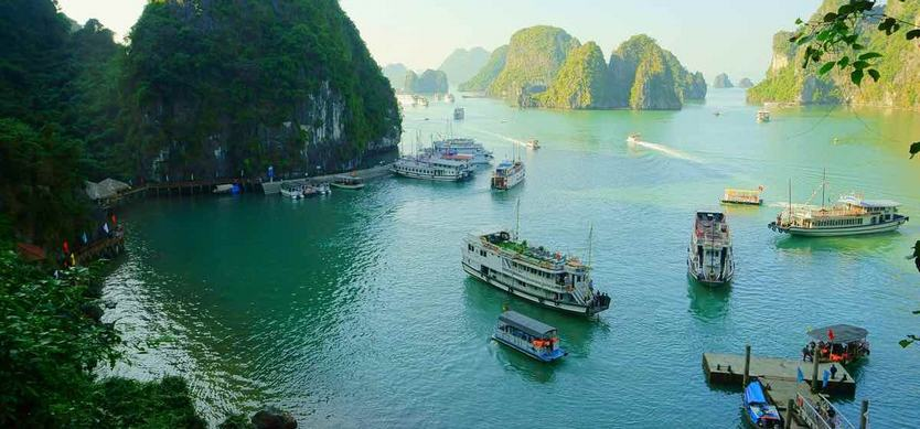 The most luxurious Halong Bay cruises (Editor's choice)