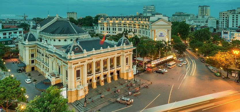 The 5 most famous tourist attractions in Hanoi